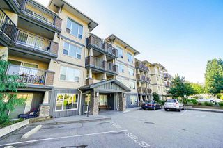 """Photo 3: 320 2565 CAMPBELL Avenue in Abbotsford: Central Abbotsford Condo for sale in """"ABACUS UPTOWN"""" : MLS®# R2492923"""
