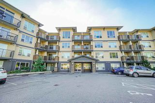 """Photo 1: 320 2565 CAMPBELL Avenue in Abbotsford: Central Abbotsford Condo for sale in """"ABACUS UPTOWN"""" : MLS®# R2492923"""