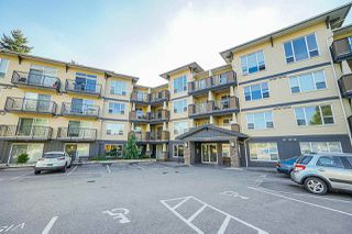 """Photo 2: 320 2565 CAMPBELL Avenue in Abbotsford: Central Abbotsford Condo for sale in """"ABACUS UPTOWN"""" : MLS®# R2492923"""