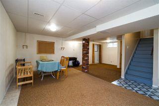 Photo 25: 1751 62 Street Edmonton 4 Bed 2.5 Bath Family House For Sale E4216829