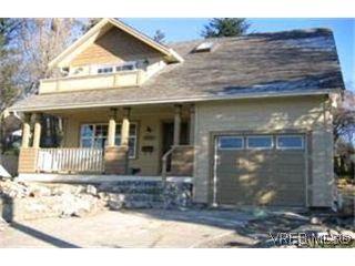 Photo 1:  in VICTORIA: Es Gorge Vale House for sale (Esquimalt)  : MLS®# 355644