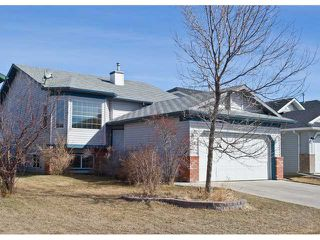 Photo 1: 38 SPRINGS Crescent SE: Airdrie Residential Detached Single Family for sale : MLS®# C3516651