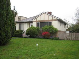 """Photo 1: 2511 W 21ST Avenue in Vancouver: Arbutus House for sale in """"ARBUTUS"""" (Vancouver West)  : MLS®# V947534"""