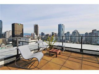 "Photo 1: 2219 938 SMITHE Street in Vancouver: Downtown VW Condo for sale in ""Electric Avenue"" (Vancouver West)  : MLS®# V949170"