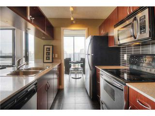 "Photo 4: 2219 938 SMITHE Street in Vancouver: Downtown VW Condo for sale in ""Electric Avenue"" (Vancouver West)  : MLS®# V949170"