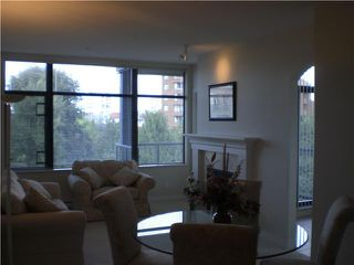 "Photo 2: 407 588 W 45TH Avenue in Vancouver: Oakridge VW Condo for sale in ""THE HEMMINGWAY"" (Vancouver West)  : MLS®# V970203"