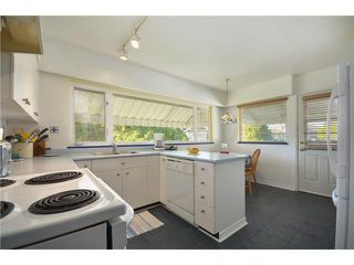 Photo 4: 473 CUMBERLAND Street in New Westminster: The Heights NW House for sale : MLS®# V970625