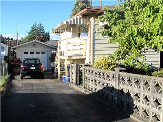 Photo 2: 473 CUMBERLAND Street in New Westminster: The Heights NW House for sale : MLS®# V970625