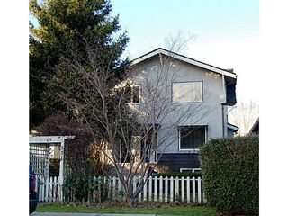 """Photo 1: 351 W 17TH Avenue in Vancouver: Cambie House for sale in """"CAMBIE VILLAGE"""" (Vancouver West)  : MLS®# V988218"""