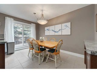 Photo 8: 702 3130 66 Avenue SW in CALGARY: Lakeview Townhouse for sale (Calgary)  : MLS®# C3554805