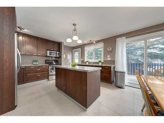Photo 4: 702 3130 66 Avenue SW in CALGARY: Lakeview Townhouse for sale (Calgary)  : MLS®# C3554805