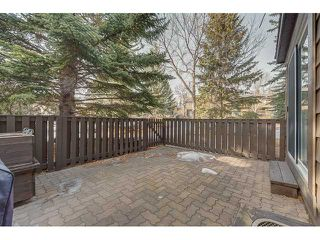 Photo 20: 702 3130 66 Avenue SW in CALGARY: Lakeview Townhouse for sale (Calgary)  : MLS®# C3554805