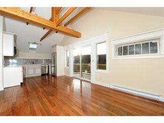 Photo 9: 1421 Walnut Street in Vancouver West: Kitsilano House Triplex for sale : MLS®# V1037289
