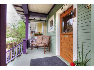 Photo 3: 2639 CAROLINA ST in Vancouver: Mount Pleasant VE House for sale (Vancouver East)  : MLS®# V1062319