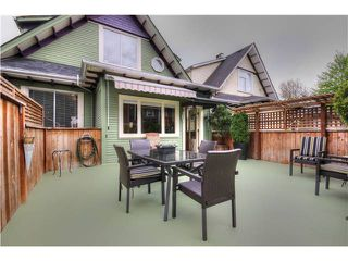 Photo 11: 2639 CAROLINA ST in Vancouver: Mount Pleasant VE House for sale (Vancouver East)  : MLS®# V1062319