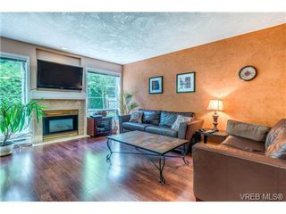 Photo 3: 2 4619 Elk Lake Drive in VICTORIA: SW Royal Oak Townhouse for sale (Saanich West)  : MLS®# 340797