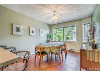 Photo 6: 2 4619 Elk Lake Drive in VICTORIA: SW Royal Oak Townhouse for sale (Saanich West)  : MLS®# 340797