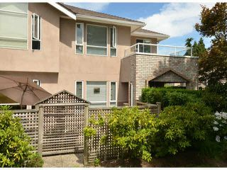 """Photo 19: 146 15550 26TH Avenue in Surrey: King George Corridor Townhouse for sale in """"Sunnyside Gate"""" (South Surrey White Rock)  : MLS®# F1419157"""