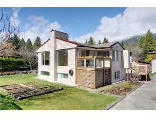 Photo 1: 3560 Highland Bv in North Vancouver: Edgemont House for sale : MLS®# V1060405