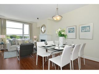 Photo 4: # 613 2655 CRANBERRY DR in Vancouver: Kitsilano Condo for sale (Vancouver West)  : MLS®# V1129601