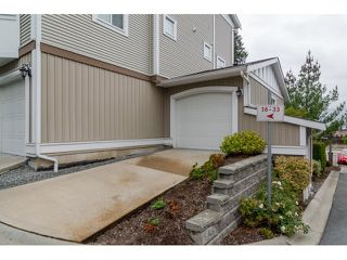 Photo 19: # 16 19551 66TH AV in Surrey: Clayton Townhouse for sale (Cloverdale)  : MLS®# F1449925