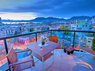 Photo 2: 1004 1483 W 7TH AVENUE in Vancouver: Fairview VW Condo for sale (Vancouver West)  : MLS®# R2055210