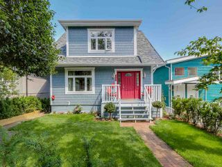 Photo 1: 955 E 10TH AVENUE in Vancouver: Mount Pleasant VE House for sale (Vancouver East)  : MLS®# R2074538