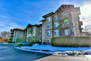 Main Photo: 111 12268 224 STREET in Maple Ridge: East Central Condo for sale : MLS®# R2138271