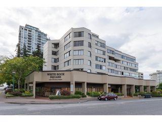 Photo 1: 508-1480 Foster St: White Rock Condo for sale (South Surrey White Rock)  : MLS®# R2105235