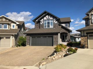 Photo 1: 1421 CAREY Way in Edmonton: Zone 55 House for sale : MLS®# E4172055