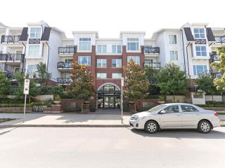 "Main Photo: 403 9388 MCKIM Way in Richmond: West Cambie Condo for sale in ""MAYFAIR"" : MLS®# R2403538"
