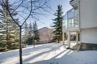 Photo 47: 123 Patina Court SW in Calgary: Patterson Row/Townhouse for sale : MLS®# C4278744
