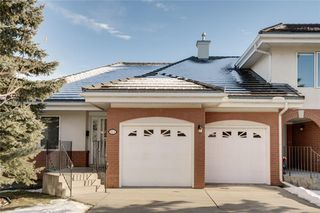 Photo 2: 123 Patina Court SW in Calgary: Patterson Row/Townhouse for sale : MLS®# C4278744