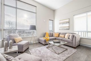 """Photo 6: F404 20211 66 Avenue in Langley: Willoughby Heights Condo for sale in """"Elements"""" : MLS®# R2427986"""