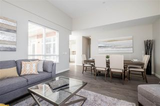 """Photo 7: F404 20211 66 Avenue in Langley: Willoughby Heights Condo for sale in """"Elements"""" : MLS®# R2427986"""