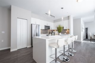 """Photo 3: F404 20211 66 Avenue in Langley: Willoughby Heights Condo for sale in """"Elements"""" : MLS®# R2427986"""