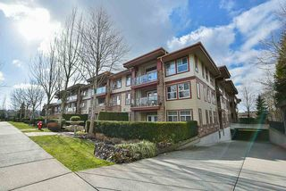 """Main Photo: 109 3355 ROSEMARY HEIGHTS Drive in Surrey: Morgan Creek Condo for sale in """"TEHAMA"""" (South Surrey White Rock)  : MLS®# R2437583"""