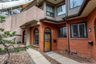 Photo 1: 11116 83 Avenue in Edmonton: Zone 15 Townhouse for sale : MLS®# E4195562