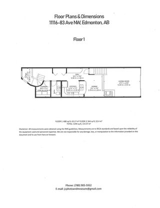Photo 29: 11116 83 Avenue in Edmonton: Zone 15 Townhouse for sale : MLS®# E4195562