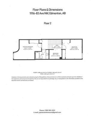 Photo 30: 11116 83 Avenue in Edmonton: Zone 15 Townhouse for sale : MLS®# E4195562