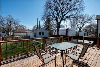 Photo 26: 46 Frederick Avenue in Winnipeg: St Vital Residential for sale (2D)  : MLS®# 202010236