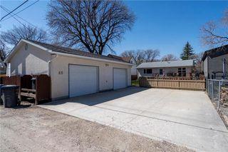 Photo 23: 46 Frederick Avenue in Winnipeg: St Vital Residential for sale (2D)  : MLS®# 202010236