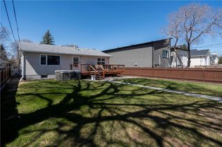 Photo 30: 46 Frederick Avenue in Winnipeg: St Vital Residential for sale (2D)  : MLS®# 202010236