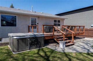 Photo 27: 46 Frederick Avenue in Winnipeg: St Vital Residential for sale (2D)  : MLS®# 202010236