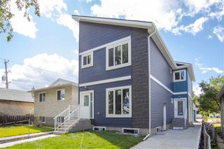 Photo 1:  in Edmonton: Zone 06 Duplex Front and Back for sale : MLS®# E4212134