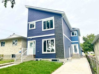 Photo 3:  in Edmonton: Zone 06 Duplex Front and Back for sale : MLS®# E4212134