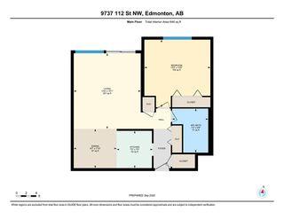 Photo 21: 1102 9737 112 Street in Edmonton: Zone 12 Condo for sale : MLS®# E4214523
