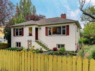 Photo 1: 1368 Grant St in : Vi Fernwood House for sale (Victoria)  : MLS®# 856502