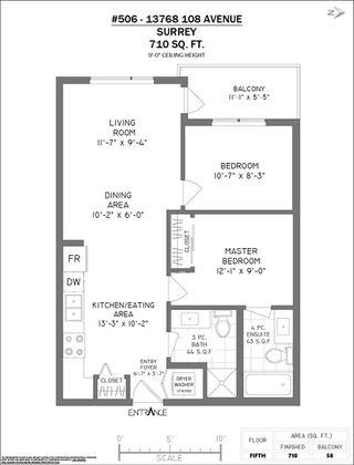 """Photo 30: 506 13768 108 Avenue in Surrey: Whalley Condo for sale in """"Venue"""" (North Surrey)  : MLS®# R2521311"""