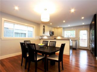 Photo 5: 3587 GLADSTONE Street in Vancouver: Grandview VE House for sale (Vancouver East)  : MLS®# V978158